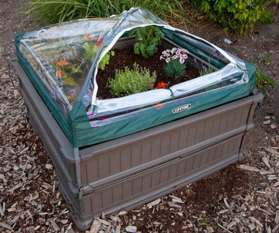 Go to Raised Bed Gardening: Fall Tips
