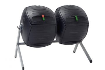 Lifetime Dual Compost Tumbler 60072