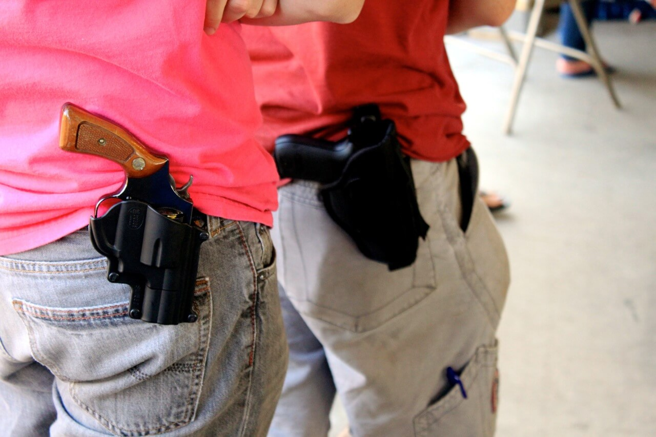 Utah's Governor Opposes Concealed Carry Reciprocity & Out-of-State Applicants