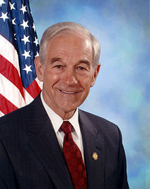 Go to Message from Ron Paul: Candidate for President of the United States of America