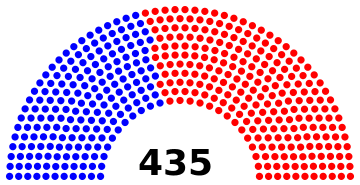 United States House of Representatives 2015 by Nick.mon - Own work. Licensed under CC BY-SA 4.0 via Commons - https://commons.wikimedia.org/wiki/File:United_States_House_of_Representatives_2015.svg#/media/File:United_States_House_of_Representatives_2015.svg