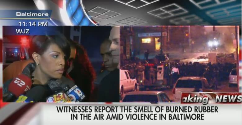 Was the Mayor of Baltimore just caught in a lie? (video)