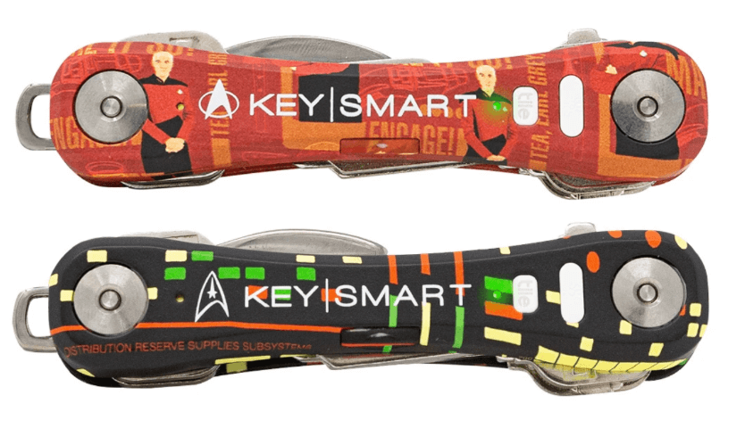 KeySmart Pro, Star Trek Edition