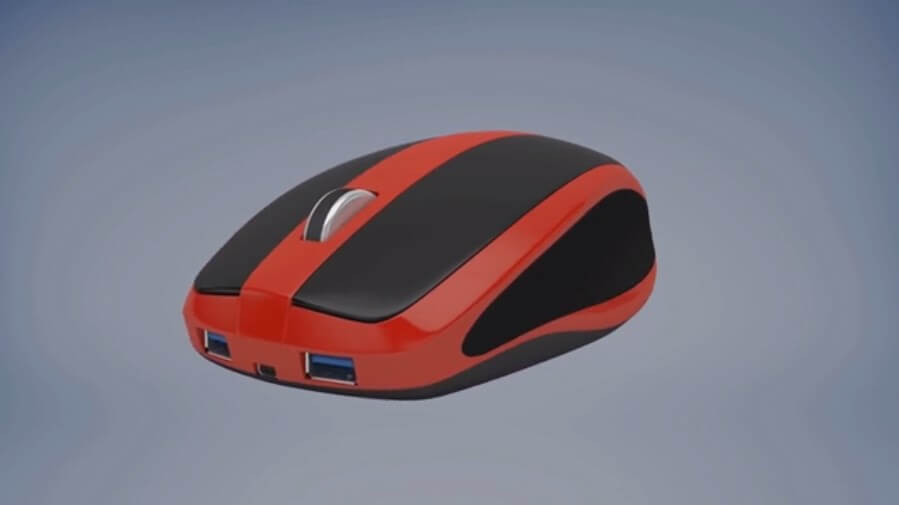 What if you could stuff your whole computer into your mouse? (video)