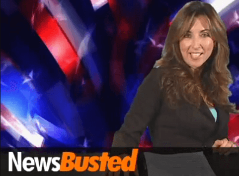 Go to NewsBusted: Sometimes the news is better communicated with a smile