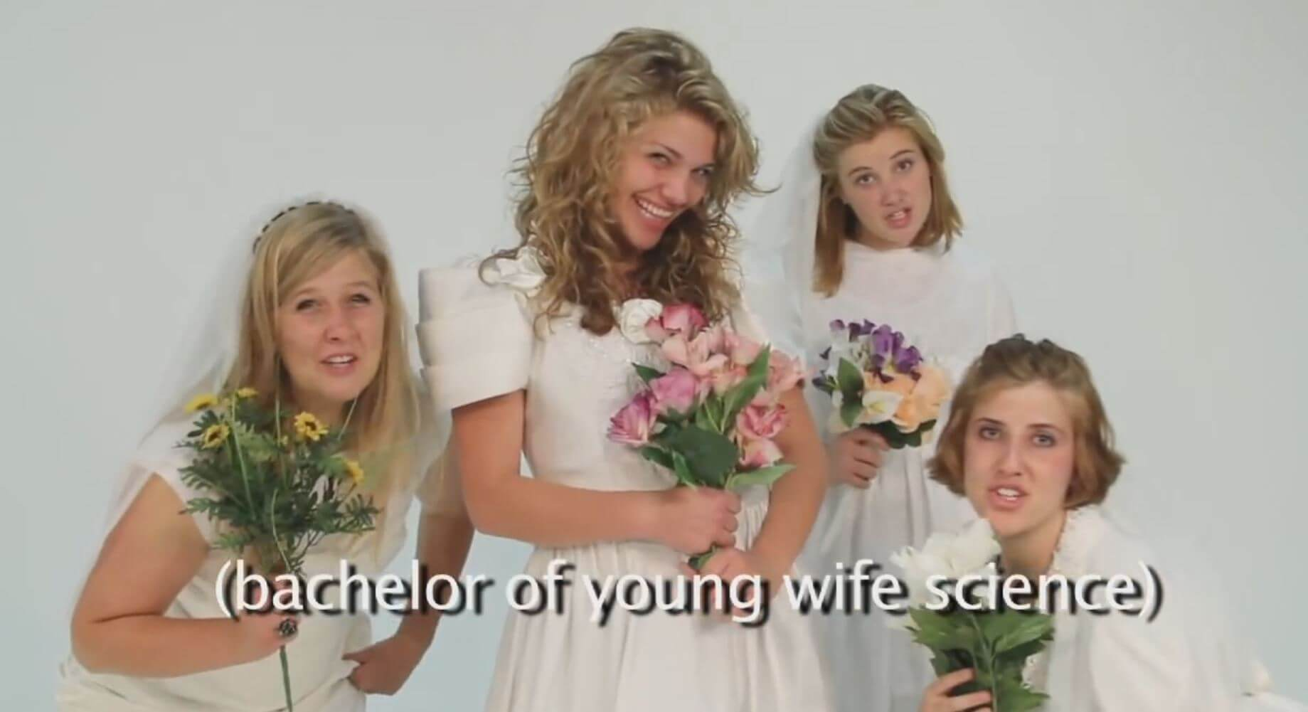 Provo, Utah Girls parody (video)
