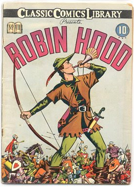 Go to The inconvenient truth behind Robin Hood